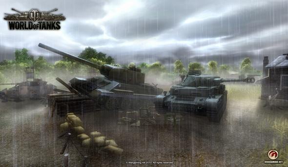 Tanky, nacisti a rýchle autá