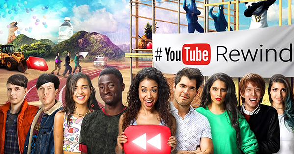 YouTube Rewind 2016 s Dwaynom Johnsonom (video)