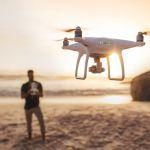 Lietajúci dron poteší aj dospelého