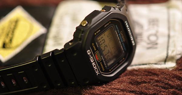 hodinky casio